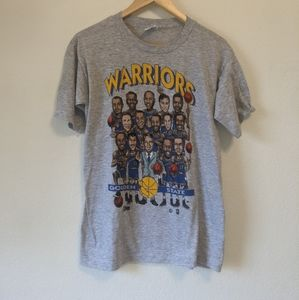 Vintage 1992 golden state warriors single stitch